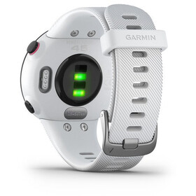 Garmin Forerunner 45S GPS Smartwatch, blanco/negro